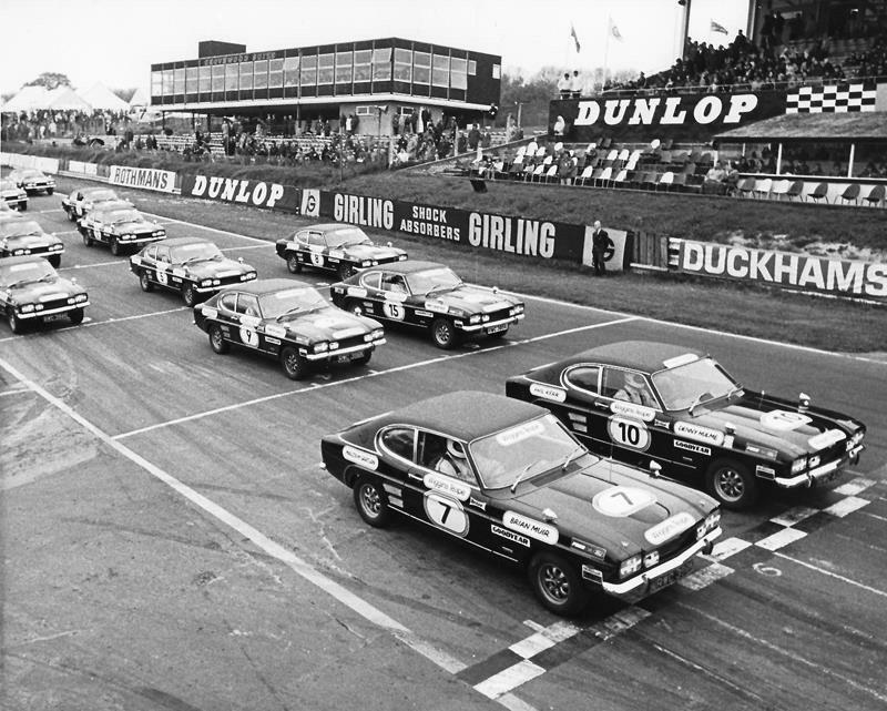 1972 Ford Capri 3000E -  Niki Lauda / FordSports Day Capri For Sale (picture 1 of 6)