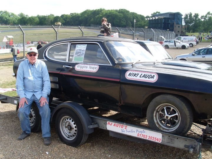 1972 Ford Capri 3000E -  Niki Lauda / FordSports Day Capri For Sale (picture 2 of 6)