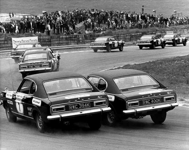 1972 Ford Capri 3000E -  Niki Lauda / FordSports Day Capri For Sale (picture 4 of 6)