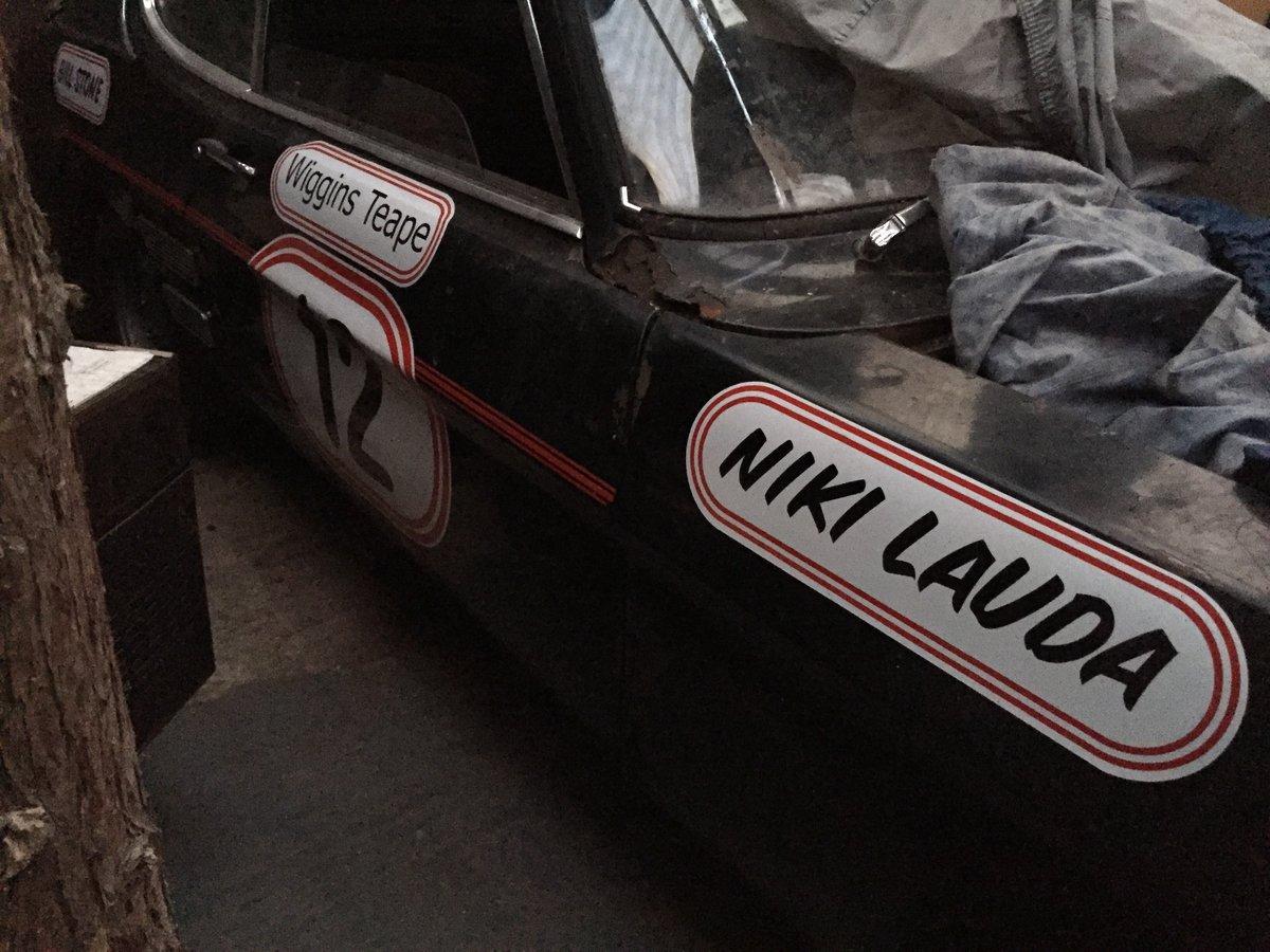 1972 Ford Capri 3000E -  Niki Lauda / FordSports Day Capri For Sale (picture 5 of 6)