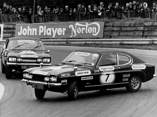 1972 Ford Capri 3000E -  Niki Lauda / FordSports Day Capri For Sale (picture 6 of 6)