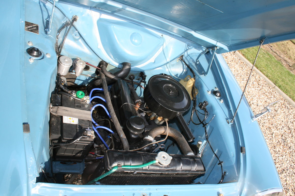 1964 Ford Cortina 1500 2 Door Deluxe.Rare Pre Airflow. Superb  For Sale (picture 4 of 6)