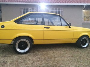1980 ESCORT SPORT mk2 For Sale