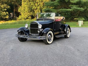 1929 Ford Model A  For Sale by Auction