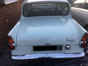1966 105e Ford Anglia  For Sale