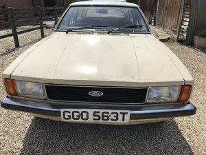 1979 RARE LOW MILEAGE CORTINA ESTATE CAR FOR RESTORATION STARTS  For Sale