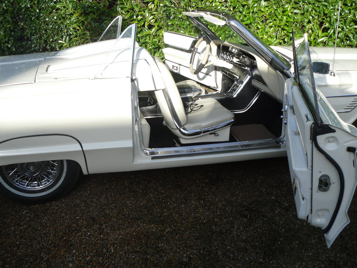 Thunderbird (Roadster) 1965 For Sale (picture 2 of 6)