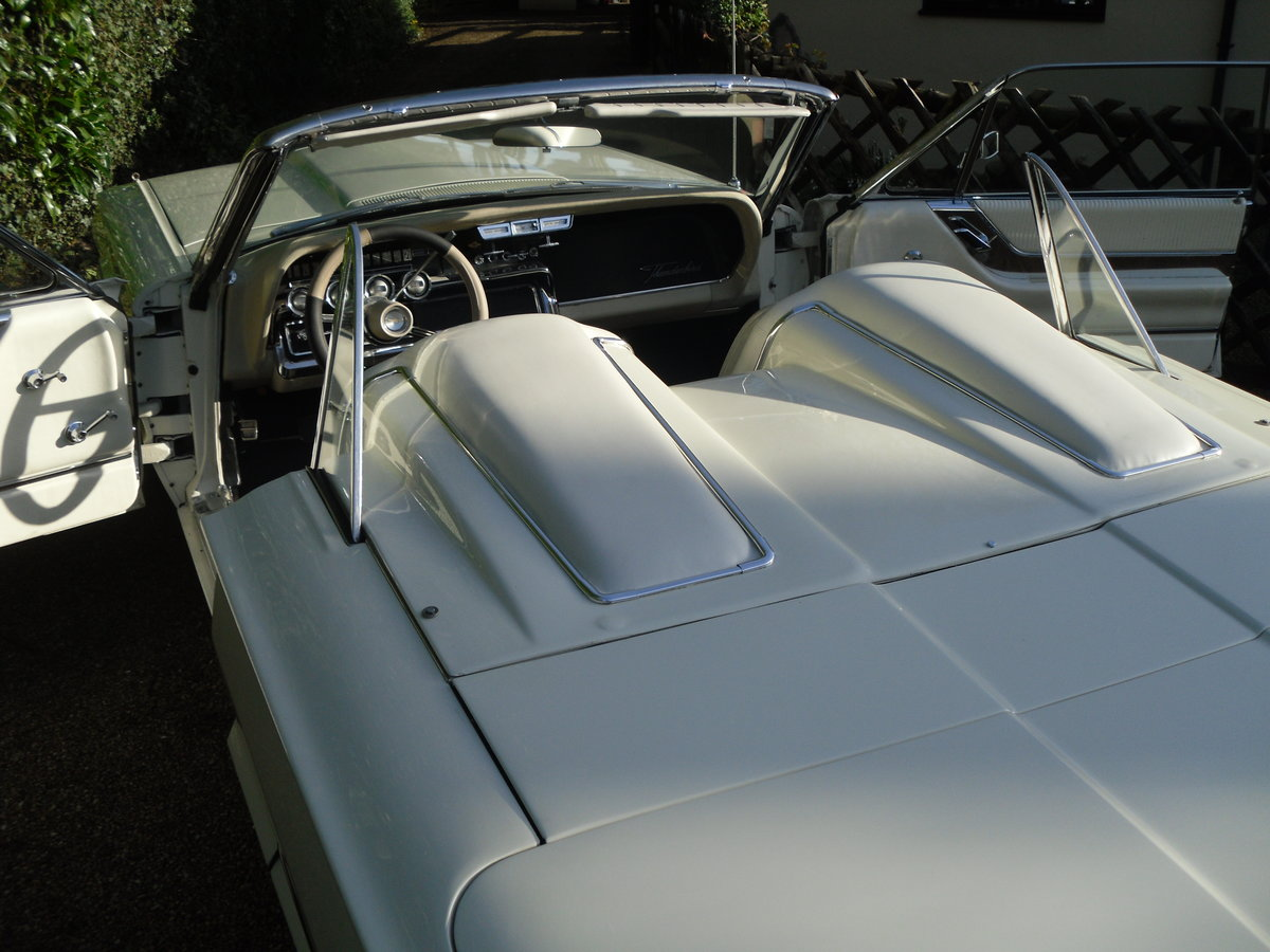 Thunderbird (Roadster) 1965 For Sale (picture 3 of 6)