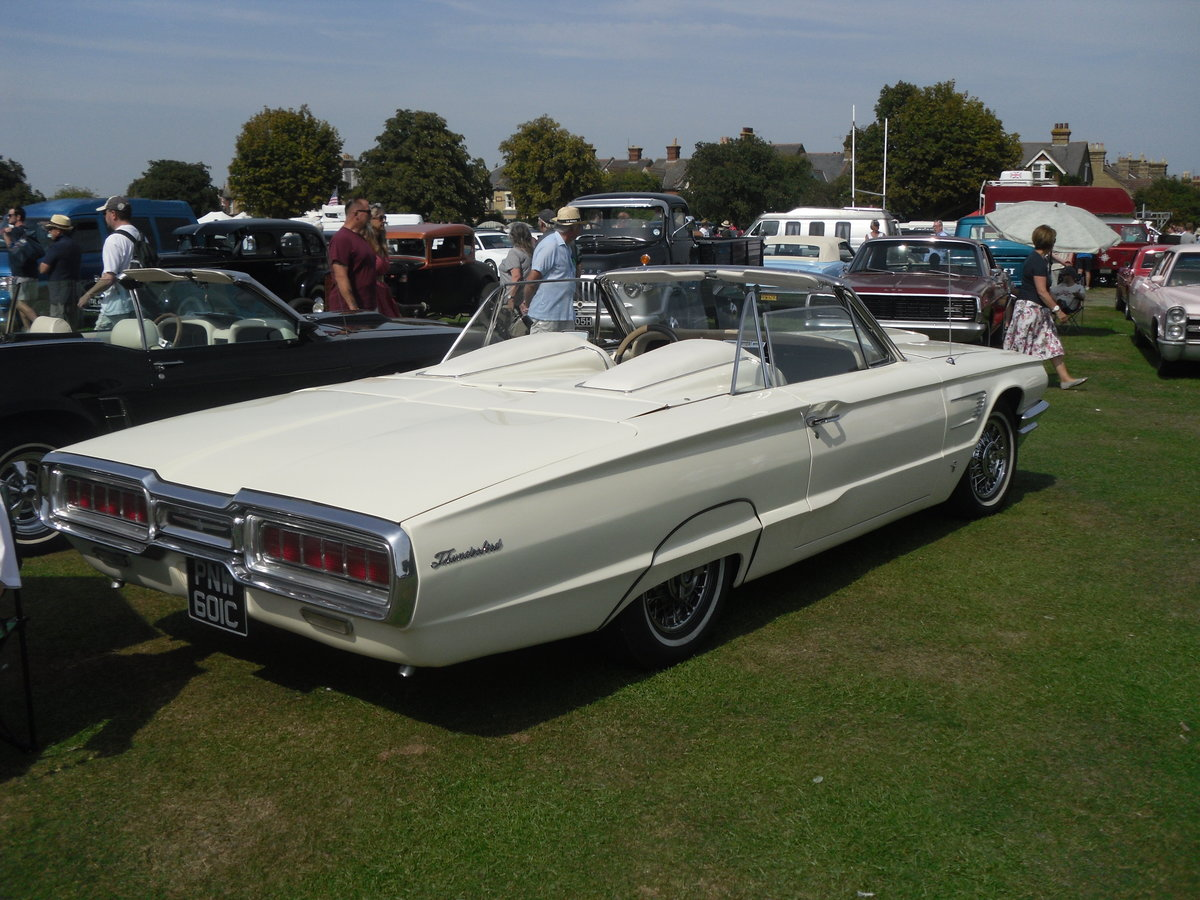 Thunderbird (Roadster) 1965 For Sale (picture 4 of 6)