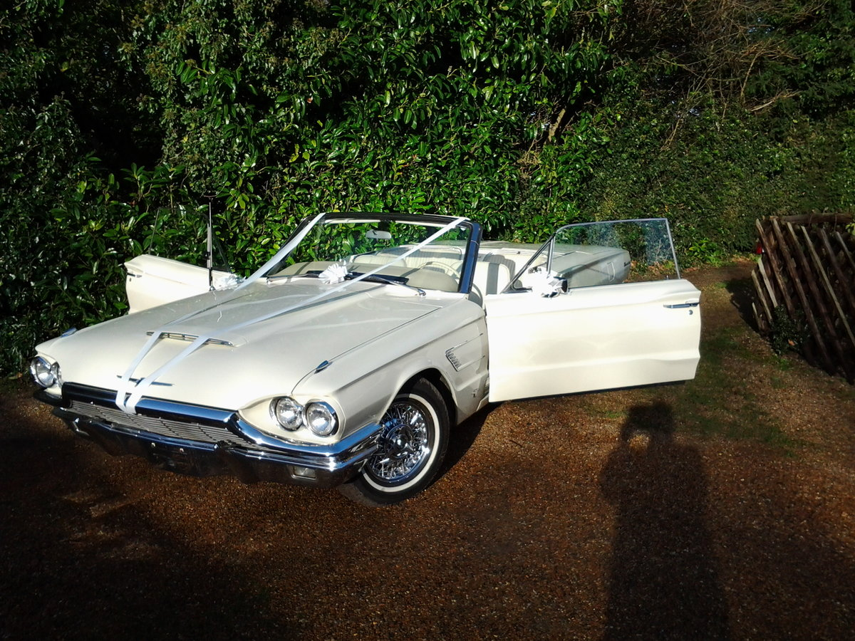 Thunderbird (Roadster) 1965 For Sale (picture 5 of 6)