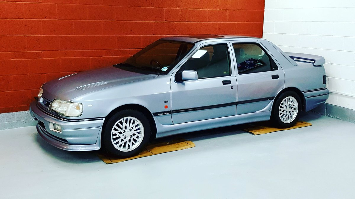 1991 Sierra 304R Sapphire Cosworth Rare Rouse  For Sale (picture 1 of 6)