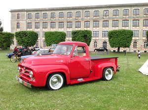 1955 FORD F100 STEPSIDE PICK-UP For Sale