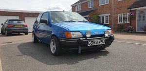 1989 Ford fiesta 1600 sport For Sale