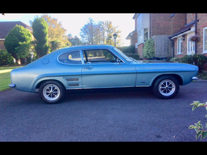 1969 Ford capri mk1 very early car For Sale
