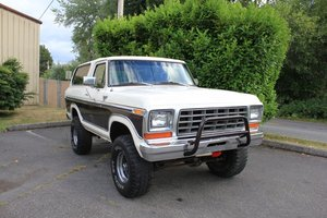 1978 Ford Bronco - Lot 930 For Sale by Auction