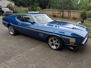 1972 Ford Mustang Mach 1 - Lot 950 For Sale by Auction