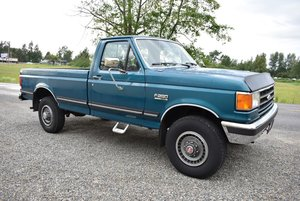 1991 Ford F-250 4x4 - Lot 966 For Sale by Auction