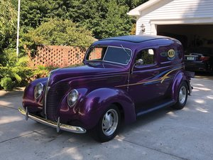 1939 Ford Panel Delivery Sedan Street Rod  For Sale by Auction