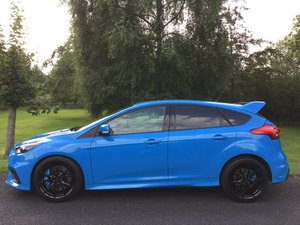 Ford Focus RS MK 3 2016 just 22,400 miles and FSH