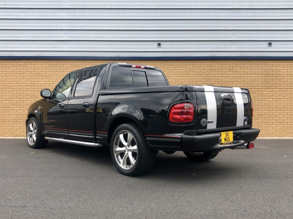 2001 FORD F-150 // HARLEY DAVIDSON LTD // 5.4L // px swap For Sale (picture 3 of 10)