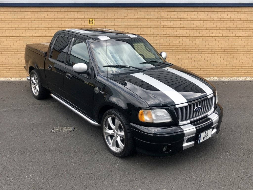 2001 FORD F-150 // HARLEY DAVIDSON LTD // 5.4L // px swap For Sale (picture 6 of 10)