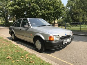 Ford Escort 1.3L 1990 H For Sale