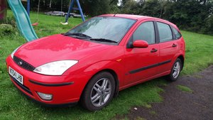 2004 Mk1 focus tddi zetec For Sale