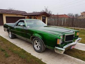 1978 Ford ranchero gt 500