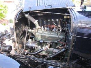 1929 Model A - 2 door Tudor For Sale (picture 4 of 6)