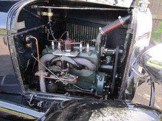 1929 Model A - 2 door Tudor For Sale (picture 5 of 6)