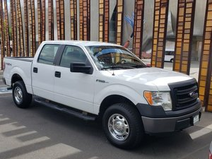 2013 F-150 XL Supercrew 4x4 - Lot 946 For Sale by Auction
