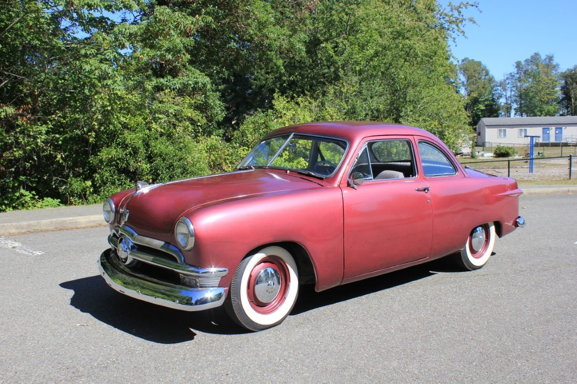 1950 Ford 2 Dr. Coupe For Sale (picture 1 of 6)