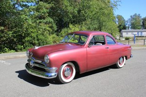 1950 Ford 2 Dr. Coupe For Sale