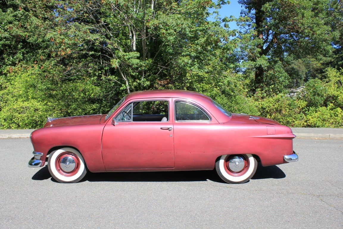 1950 Ford 2 Dr. Coupe For Sale (picture 2 of 6)