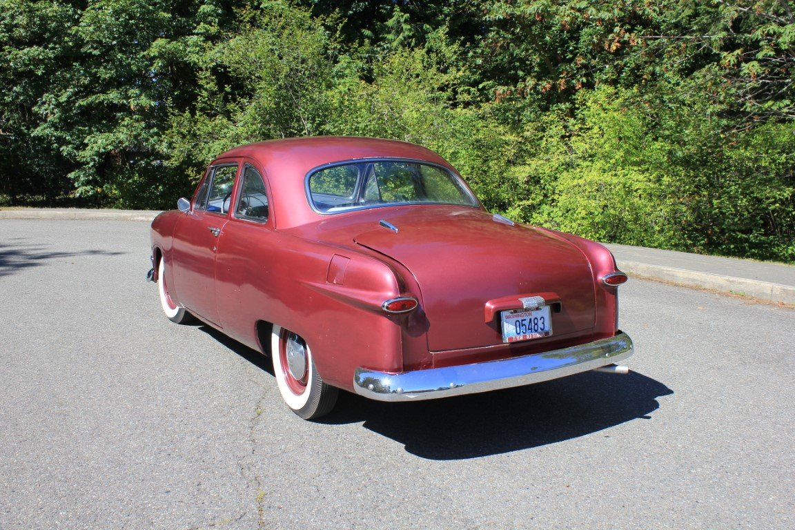 1950 Ford 2 Dr. Coupe For Sale (picture 3 of 6)