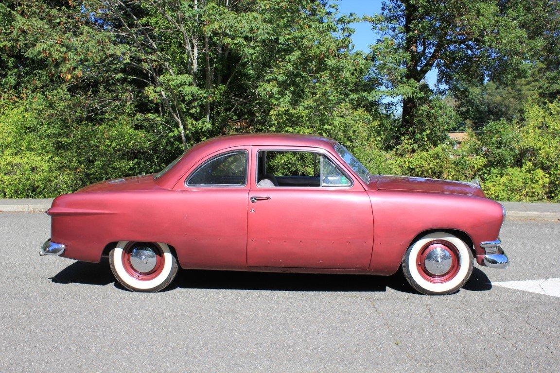 1950 Ford 2 Dr. Coupe For Sale (picture 4 of 6)