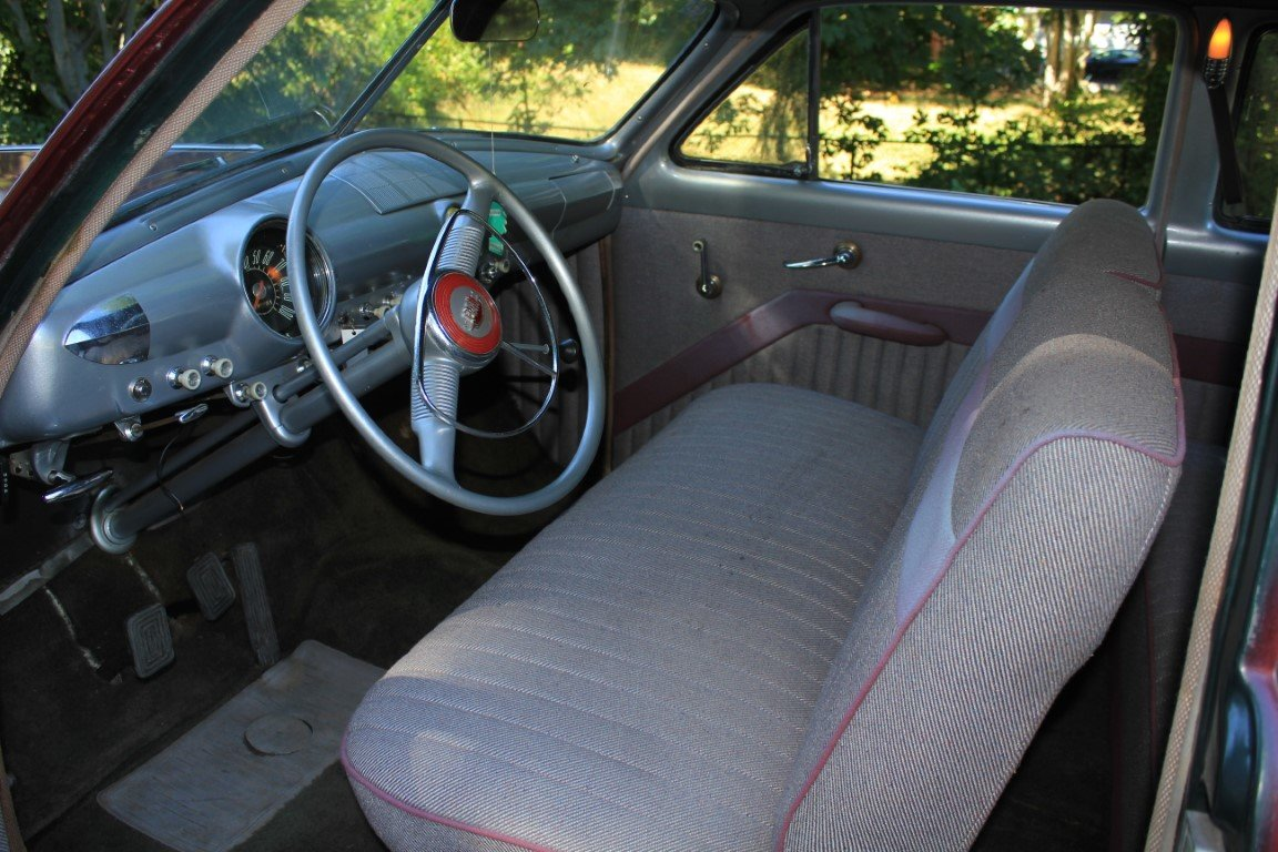 1950 Ford 2 Dr. Coupe For Sale (picture 5 of 6)