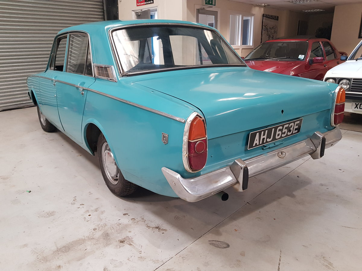 1967 Ford Corsair 1500 For Sale (picture 3 of 6)