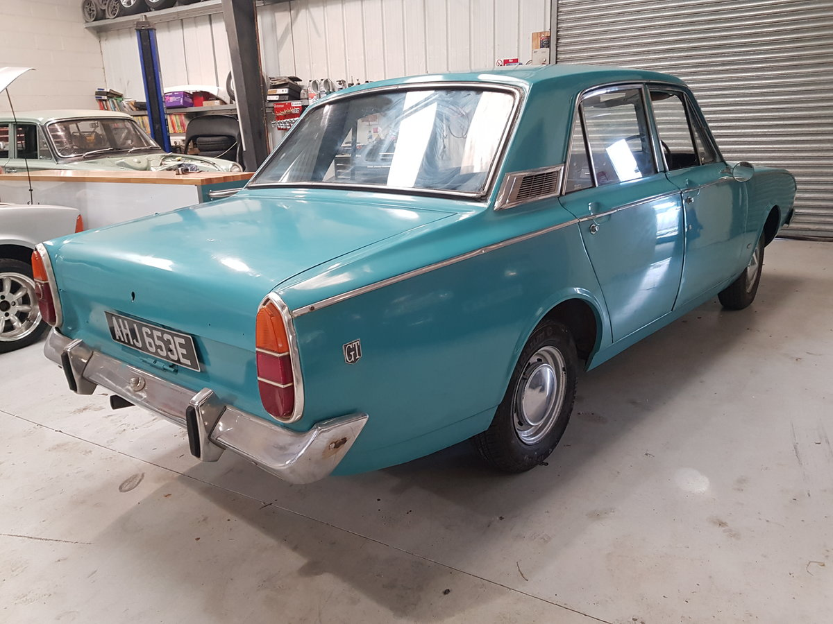 1967 Ford Corsair 1500 For Sale (picture 4 of 6)
