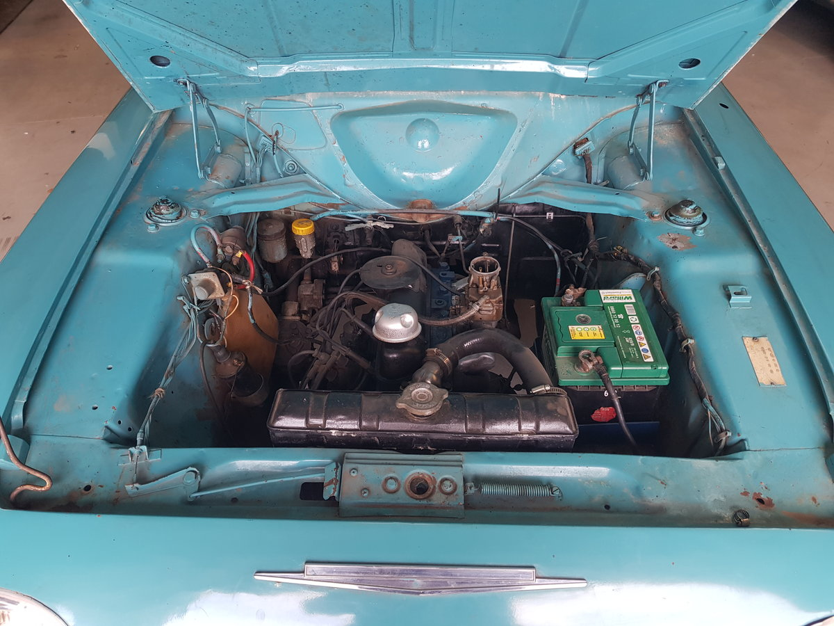 1967 Ford Corsair 1500 For Sale (picture 6 of 6)