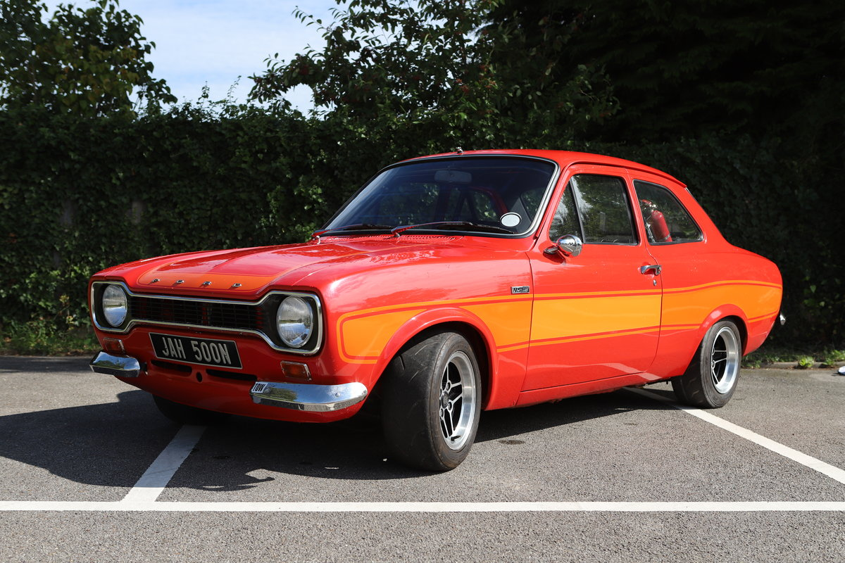 1975 Mk1 Escort RS2000 For Sale (picture 1 of 6)