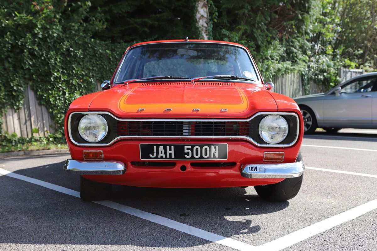 1975 Mk1 Escort RS2000 For Sale (picture 2 of 6)