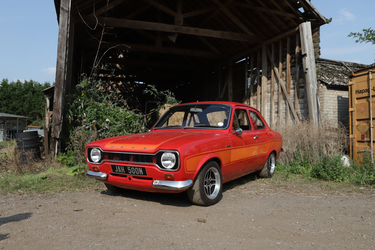 1975 Mk1 Escort RS2000 For Sale (picture 4 of 6)