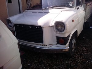 1979 Ford Transit MK1  pick-up For Sale