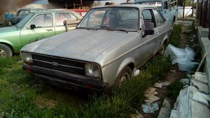 1979 Ford Escort MK2 For Sale