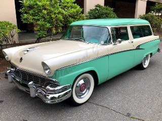 1956 Ford Ranch Wagon  Fast 351 Balanced Auto  $35.9k For Sale