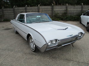 1962 Ford Thunderbird SOLD