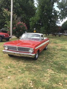 1965  Ford Falcon Ranchero Futura (Oklahoma City, OK) $19,995