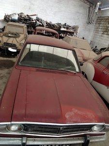 1968 Ford cortina 1600 gt mkii