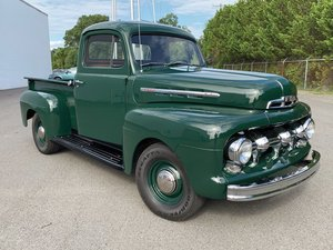 1951 Ford F1 Pickup Truck  For Sale by Auction